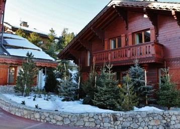 CHALET TAUPINIERE